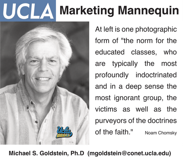 Michael S. Goldstein, UCLA
