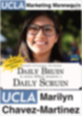 Marilyn Chavez-Martinez, UCLA Daily Bruin