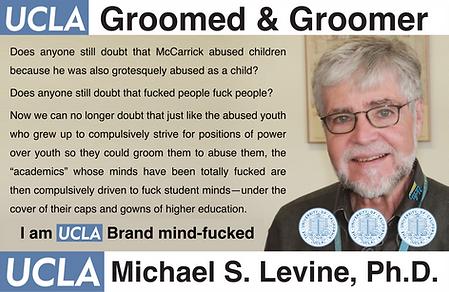 Michael Levine UCLA