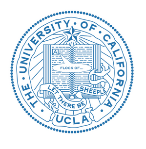 UCLA seal & motto: Let There Be A Flock of Sheeple