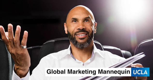 UCLA Global Marketing Mannequin | Darnell M. Hunt, Ph.D.