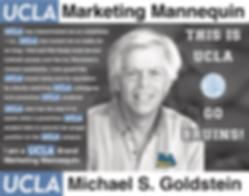 Michael Goldstein, UCLA