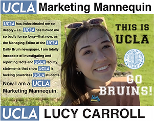 Lucy Carroll, UCLA
