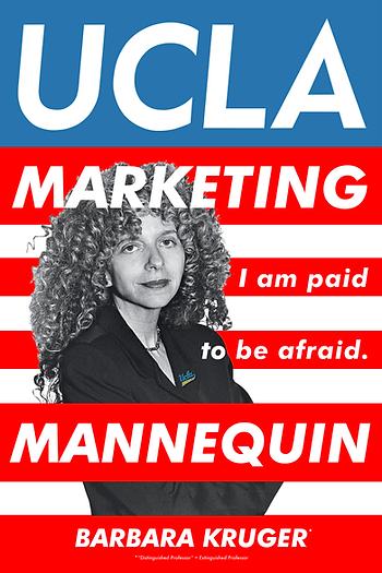 UCLA Distinguished Professor Barbara Kruger