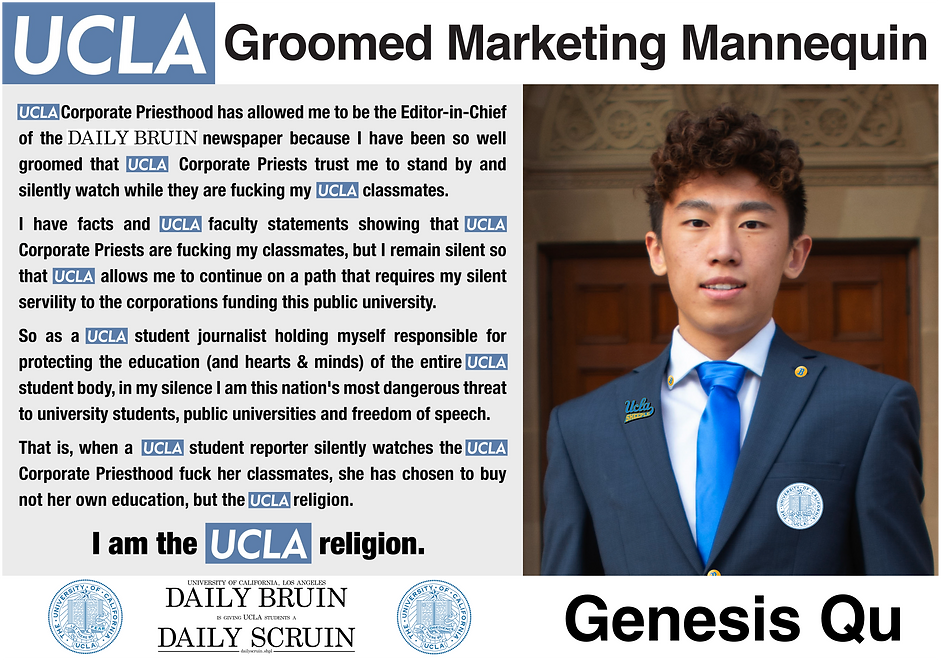 Genesis Qu; UCLA Daily Bruin
