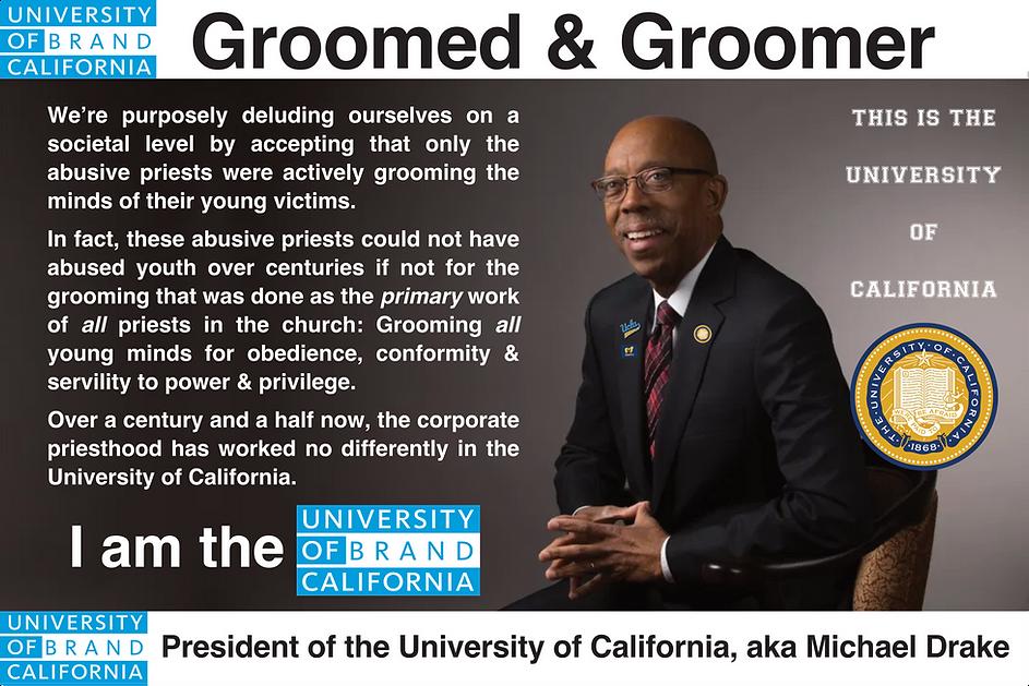 UC President Michael Drake