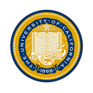 University of California seal & motto: