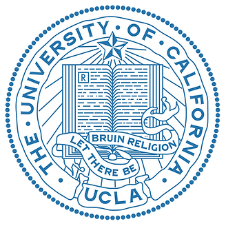 UCLA seal & motto: Let There Be Bruin Religion