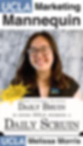 Melissa Morris, Editor-in-Chief, UCLA Daily Bruin