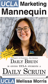 Melissa Morris, Editor-in-Chief, UCLA Daily Bruin