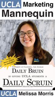 Melissa Morris | UCLA Daily Bruin, Editor-in-Chief