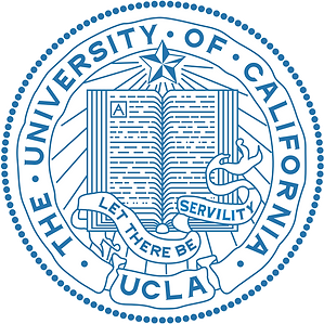 UCLA seal & motto: Servility