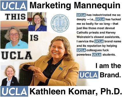 Kathleen Komar UCLA