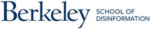 UC Berkeley School of Information wordmark (revised)