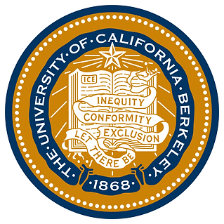 UC Berkeley seal & motto: Let There Be Inequity