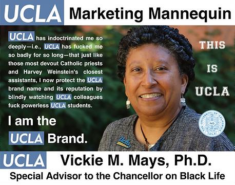 Vickie M. Mays, Ph.D., UCLA
