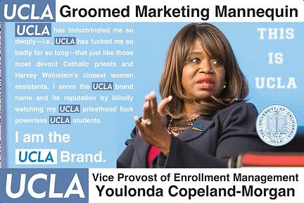 Youlonda Copeland-Morgan; UCLA.p