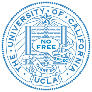 UCLA seal & motto: Let There Be NO FREE Speech