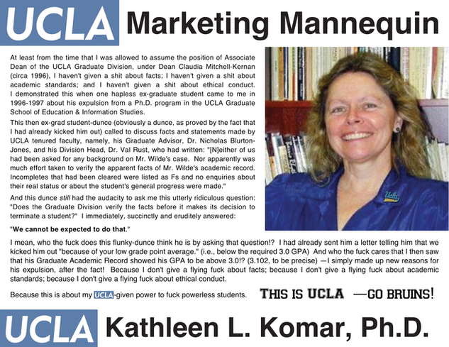 Kathleen L. Komar, UCLA