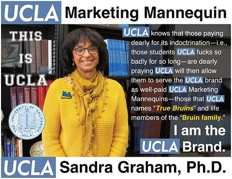 Sandra Graham, Ph.D.   UCLA Distinguished Professor