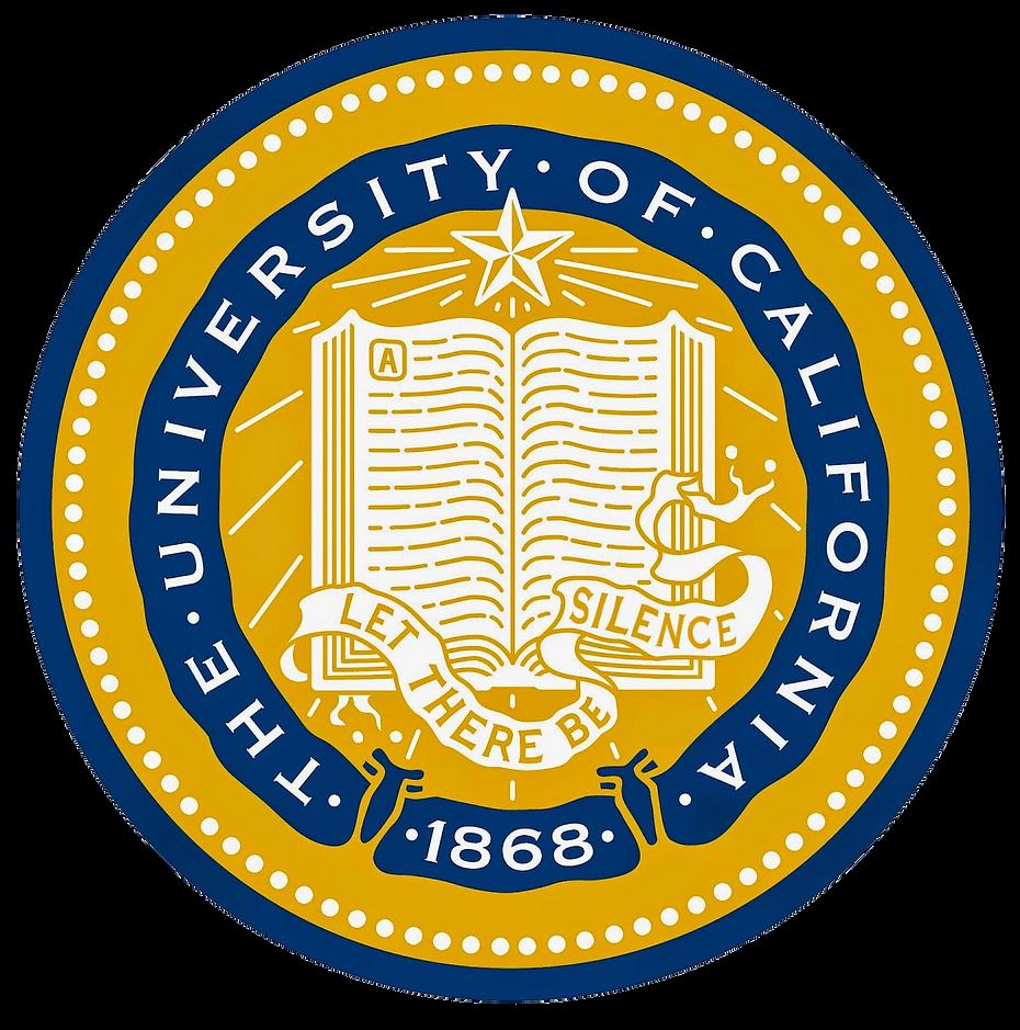The University of California seal