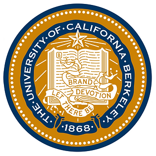 UC Berkeley seal & motto: Let There Be Brand Devotion