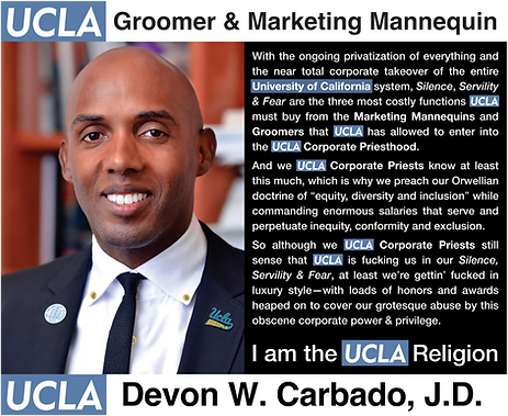 Devon W. Carbado; UCLA School of Law