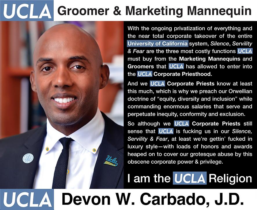 Devon Carbado; UCLA
