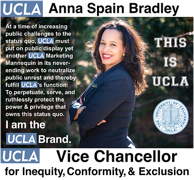Anna Bradley, UCLA Vice Chancellor for Equity, Diversity and Inclusion
