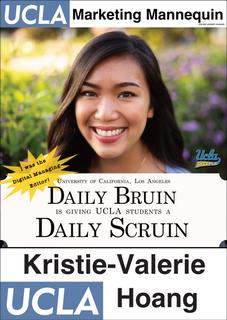 Kristie-Valerie Hoang, UCLA | Daily Bruin, former Digital Managing Editor