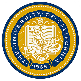 University of California seal & motto: Let There Be Brand Devotion