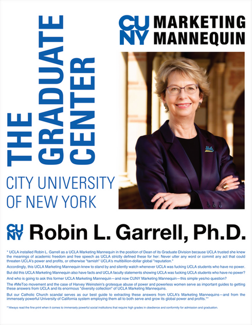 Robin L. Garrell, Ph.D. | City University of New York (CUNY)