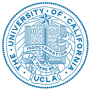 UCLA seal & motto: Let There Be Indoctrination