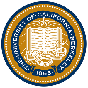 UC Berkeley seal & motto: Let There Be Indoctrination