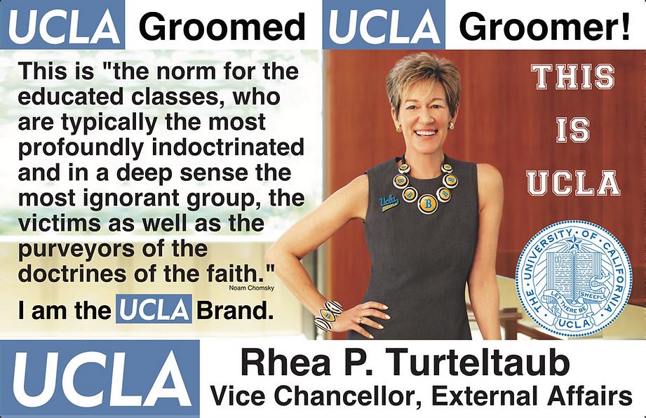 Rhea P. Turteltaub UCLA External Affairs