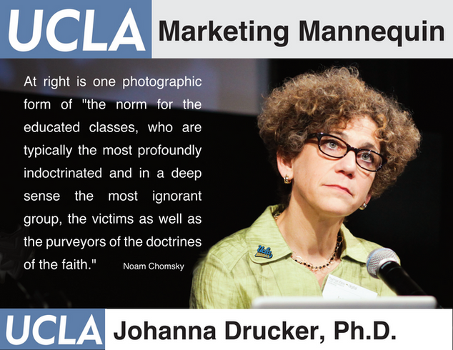 Johanna Drucker, Ph.D. | UCLA Graduate School of Education & Information Studies