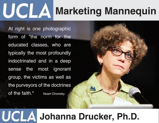 Johanna Drucker, Ph.D. | UCLA Graduate School of Education & Information Studies