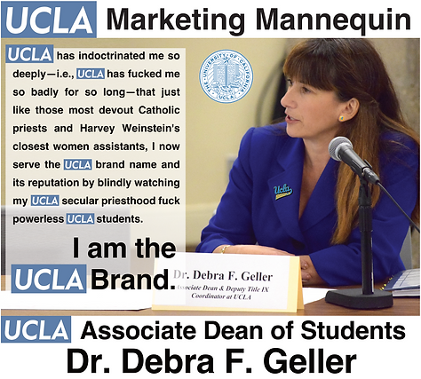 Debra F. Geller | UCLA Associate Dean of Students