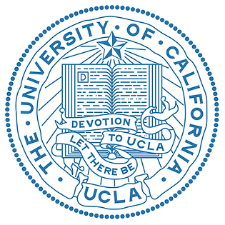 UCLA seal & motto: Let There Be Devotion to UCLA