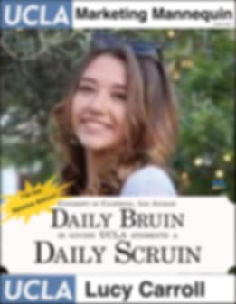 Lucy Carroll UCLA Daily Bruin