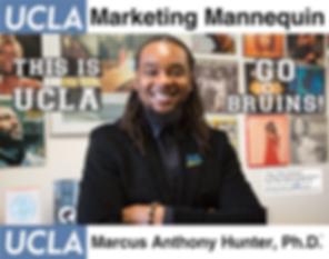 Marcus Anthony Hunter, UCLA Sociology Dept.