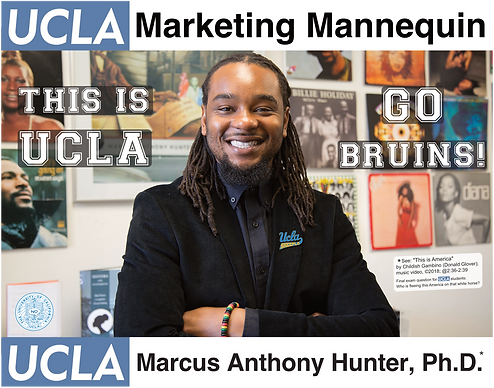 Marcus Anthony Hunter, UCLA Sociology Dept.