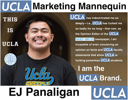 UCLA student EJ Panaligan | Daily Bruin Opinion Editor