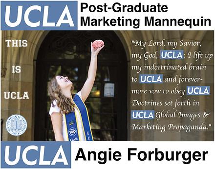 Angie Forburger | UCLA