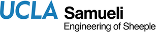 UCLA Samueli Engineering of Sheeple logo