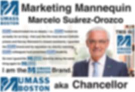 Marcelo Suárez-Orozco, Chancellor of UMass Boston