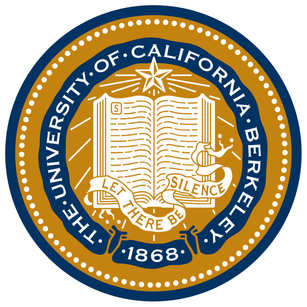 UC Berkeley seal & motto: