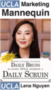 Lena Nguyen UCLA | Daily Bruin, former Assistant Opinion Editor