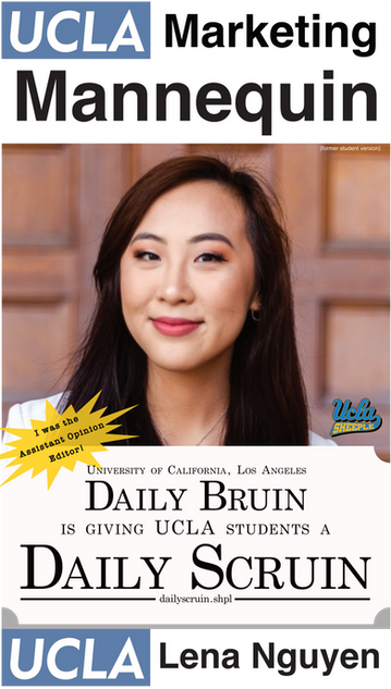 Lena Nguyen, UCLA | Daily Bruin, former Assistant Opinion Editor