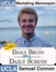 Samuel Connon, UCLA Daily Bruin